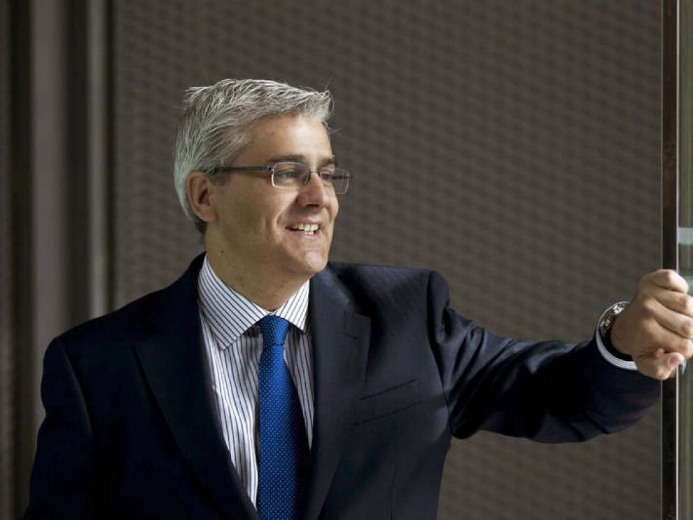 El nuevo director general del Teatro Real, Ignacio García-Belenguer