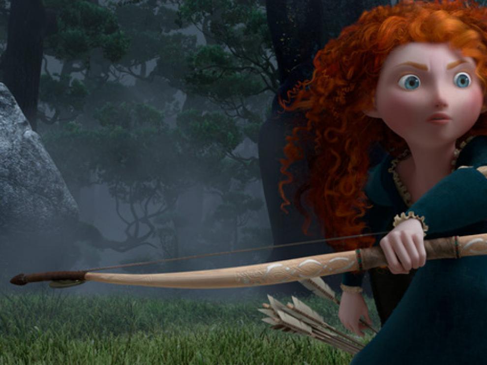 Brave es la película más próxima de Pixar