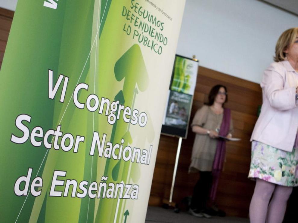 Dolores Serrat en la presentación del congreso