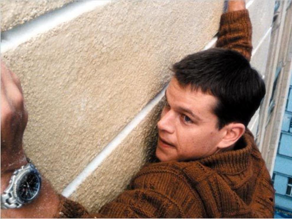 Matt Damon en una foto de archivo.