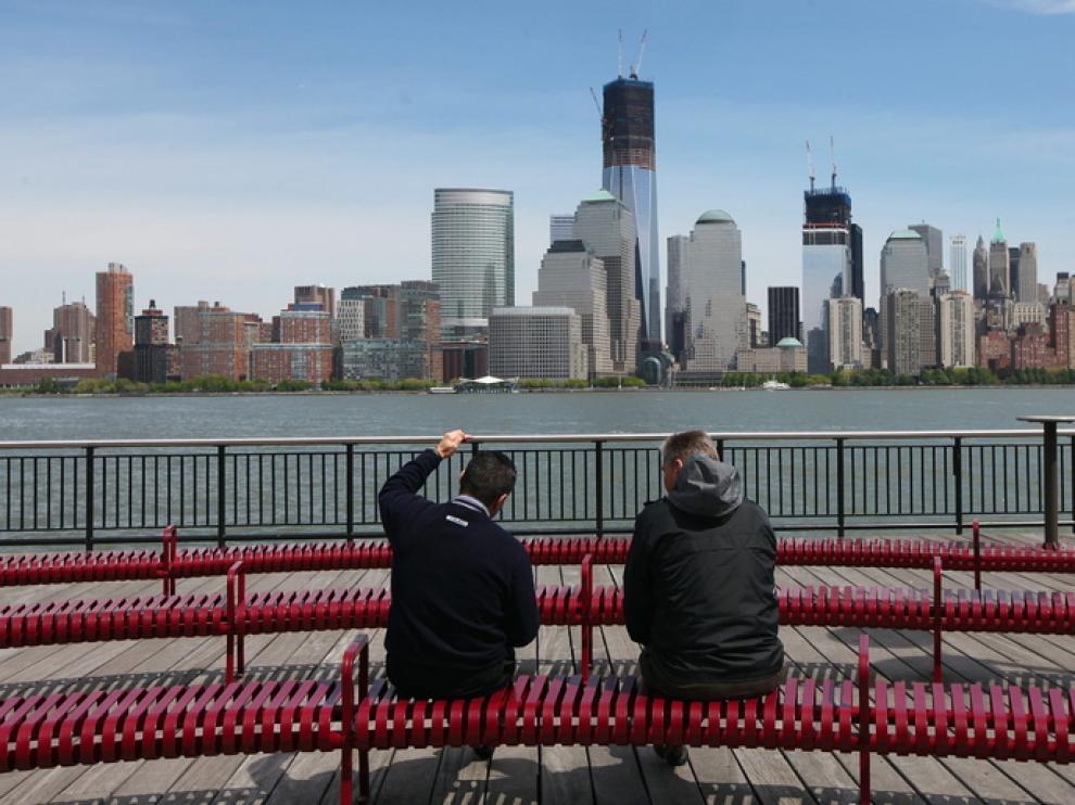 El nuevo World Trade Center ya es el edificio más alto de Nueva York