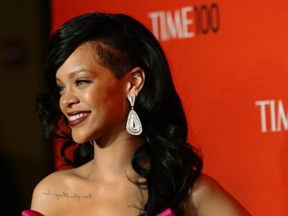 La cantante Rihanna ha estrenado su nuevo video.