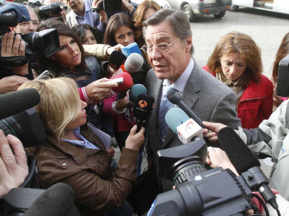 El abogado defensor de José Bretón