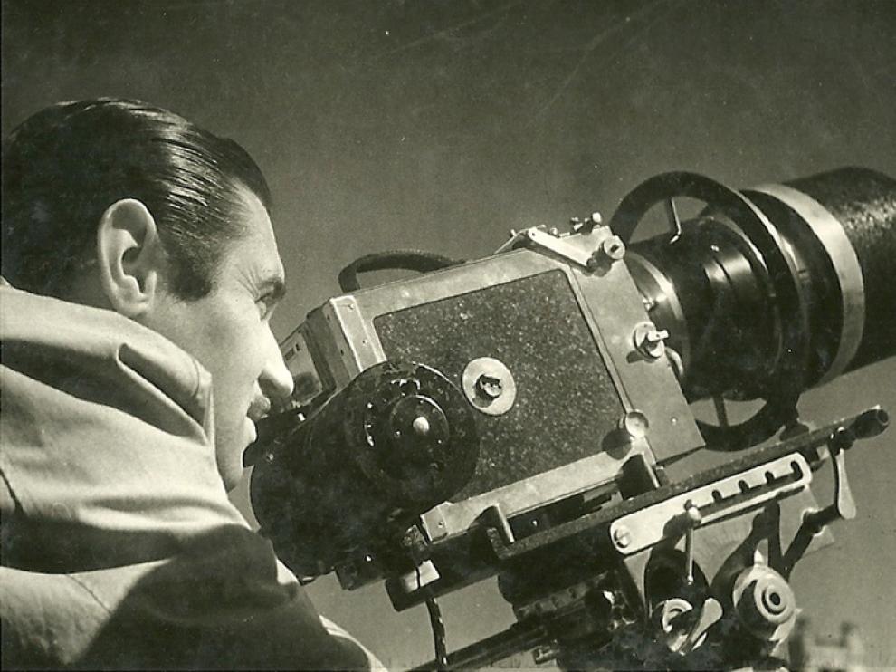 El cineasta de Urrea de Jalón, Francisco Centol