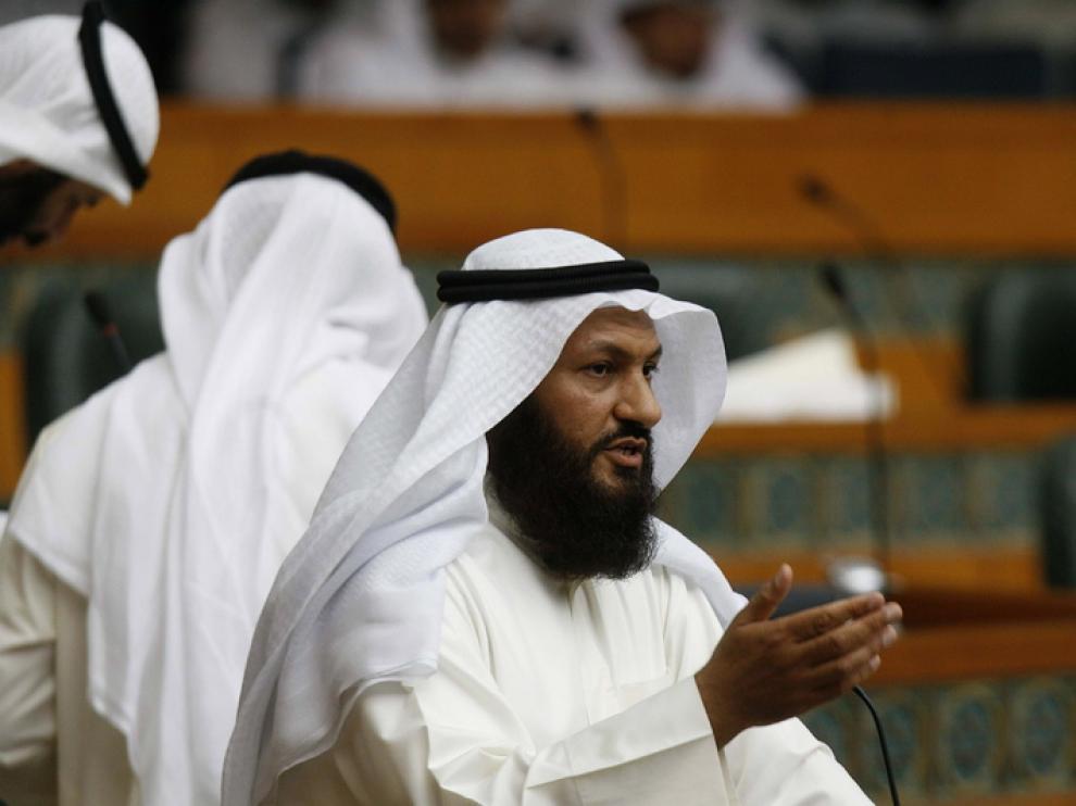 Uno de los parlamentarios kuwaitís