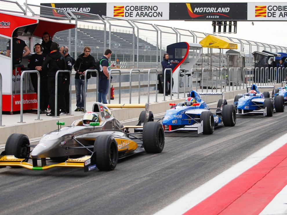 Las World Series de Renault da comienzo en Motorland