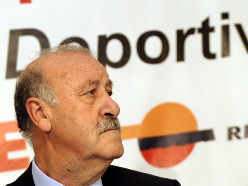 El seleccionador español