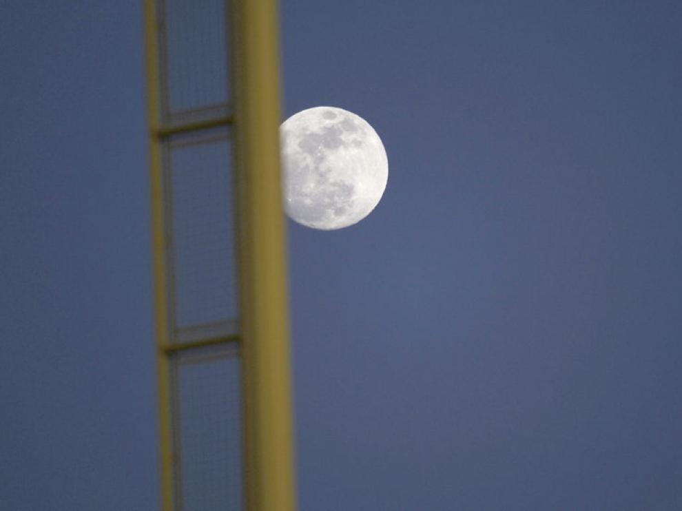 La luna protagonizará la madrugada