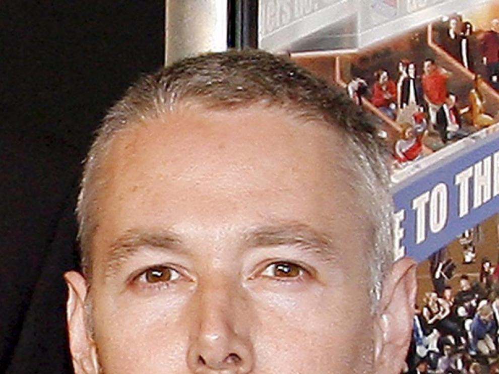 Imagen de archivo del rapero