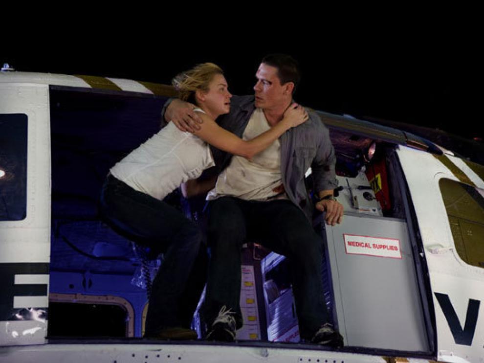 Thriller de acción estadounidense protagonizado por John Cena.