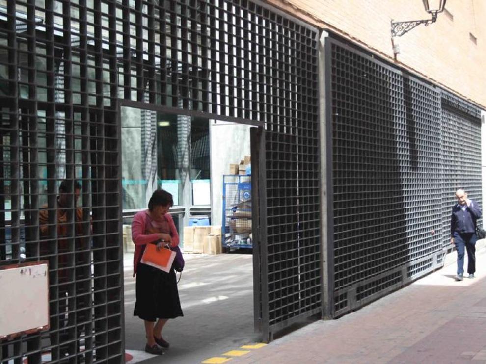 Centro de salud de San Pablo