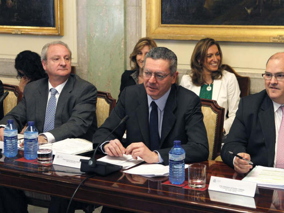 Gallardón ha presidido la Conferencia Sectorial de Justicia
