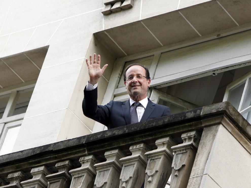Al recién elegido presidente francés le espera una intensa agenda internacional