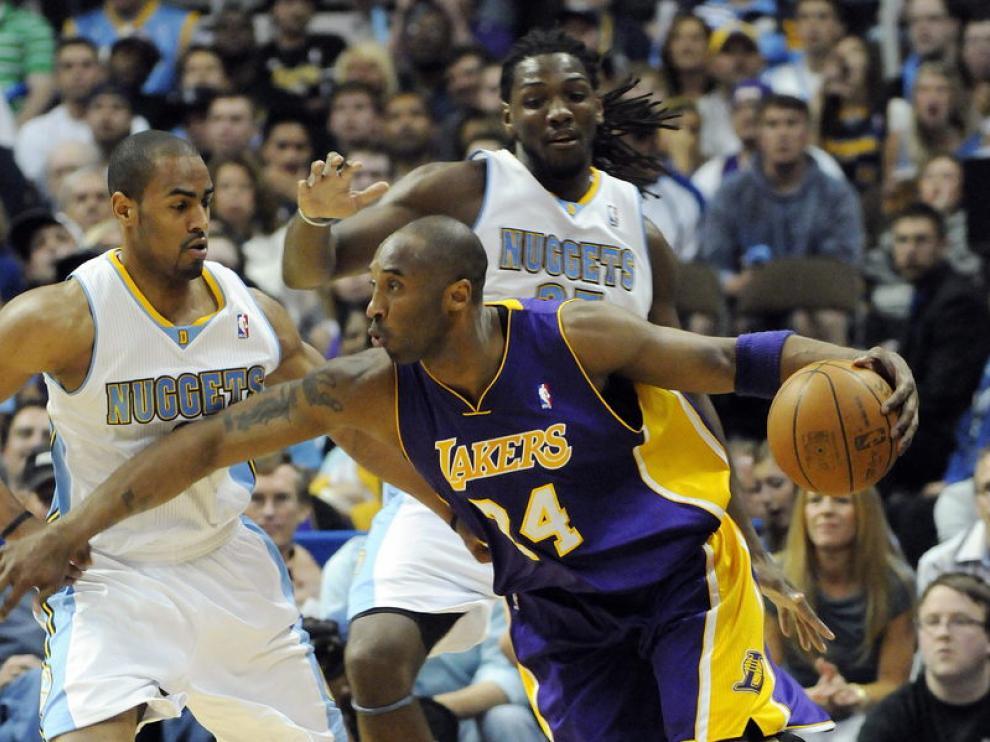 Kobe Bryant volvió a ser decisivo