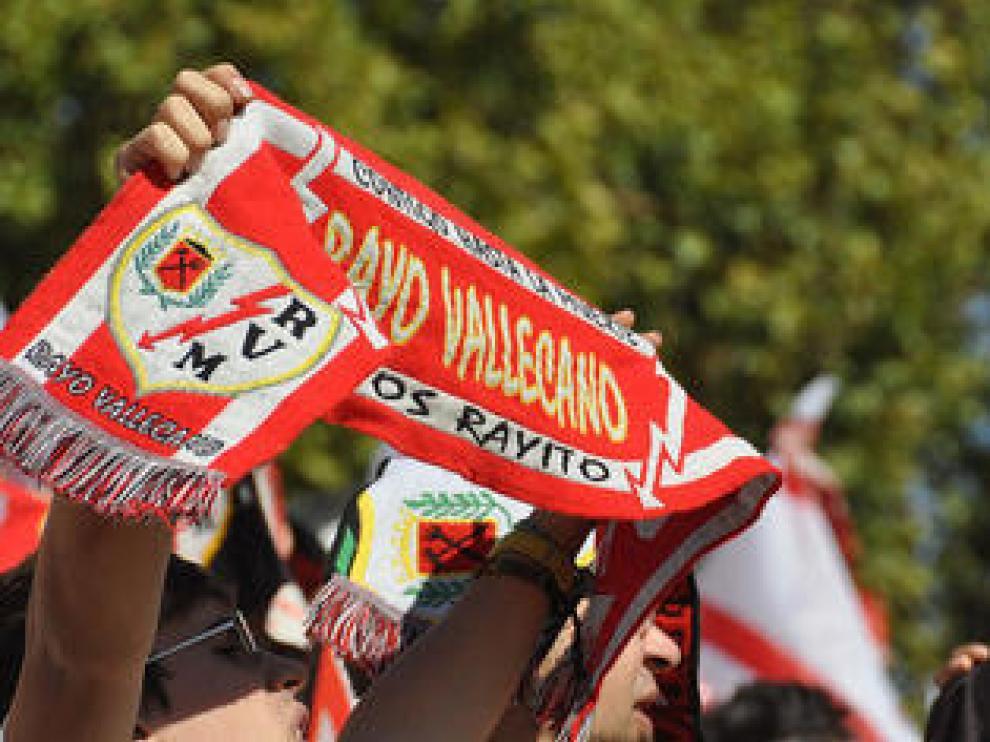 El Rayo inicia una campaña para llenar Vallecas
