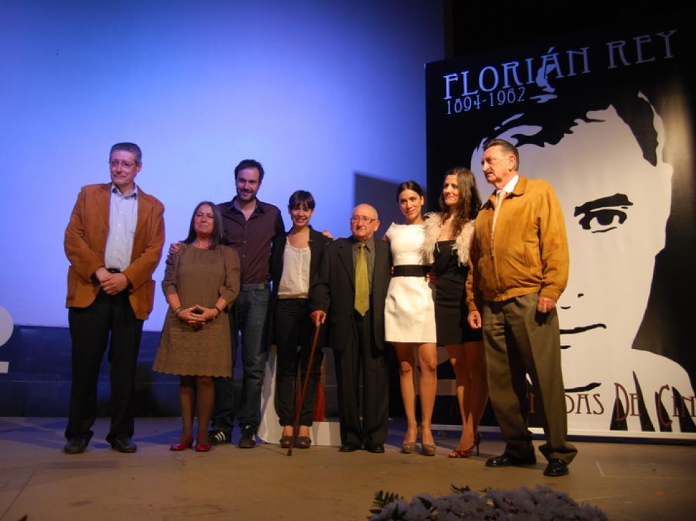 Itziar Miranda, premiada en las Jornadas de La Almunia