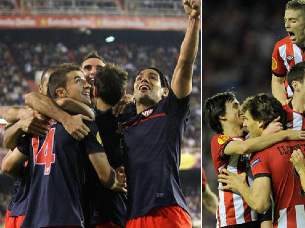 El Atlético de Madrid y el Athletic de Bilbao dirimen una final inédita.