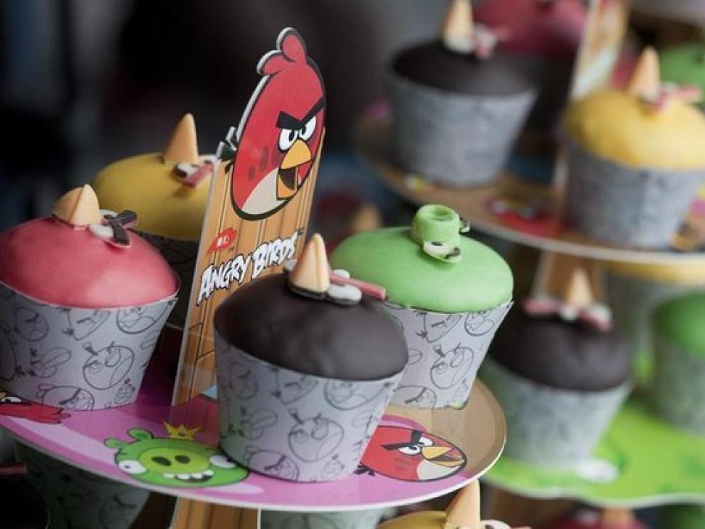 Otros objetos de Angry Birds