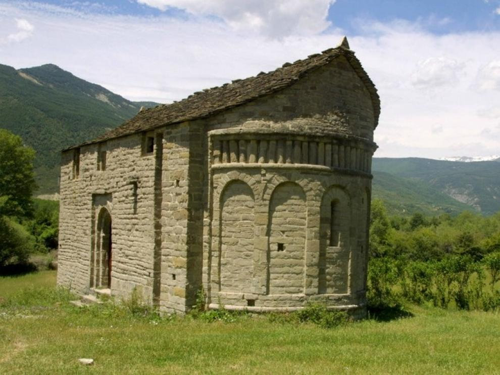 Aragón por descubrir: ermita de San Juan de Busa