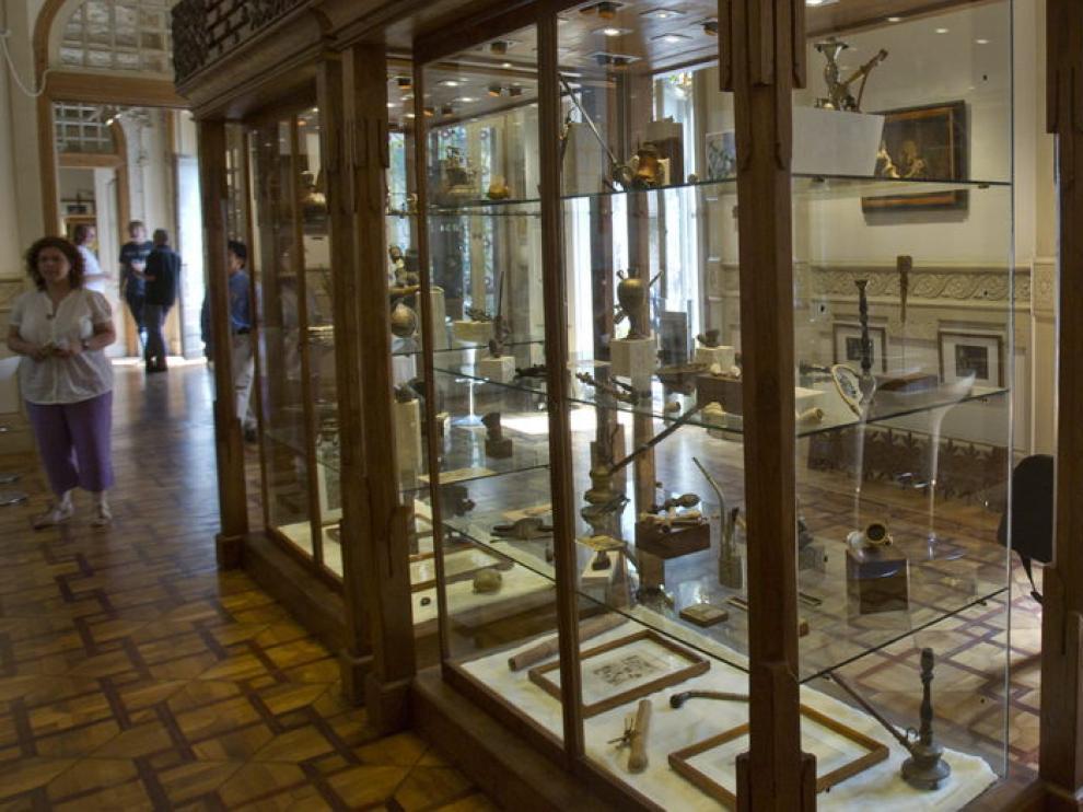 El museo cannabico de Barcelona ha abierto sus puertas