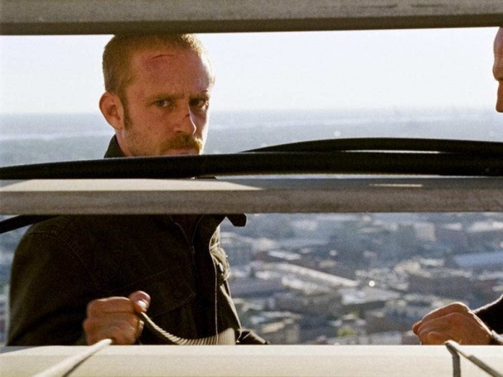 Jason Statham  es 'The Mechanic' en Antena 3