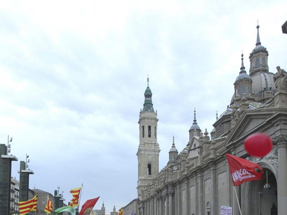 El 15-M vuelve a Aragón