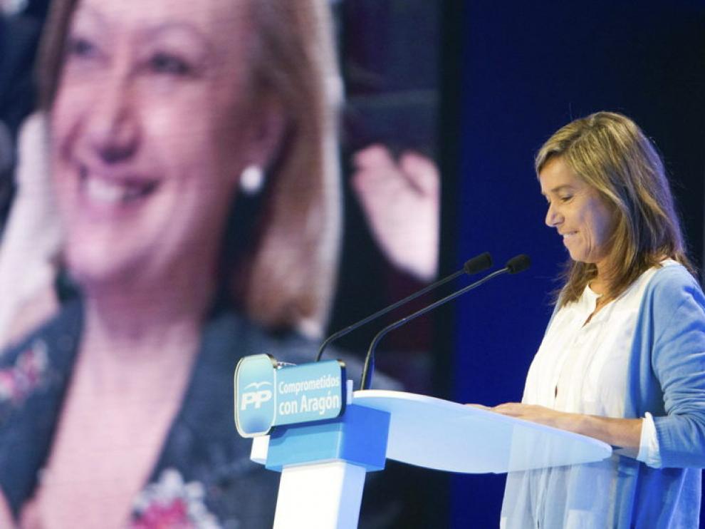 La ministra de Sanidad en Zaragoza