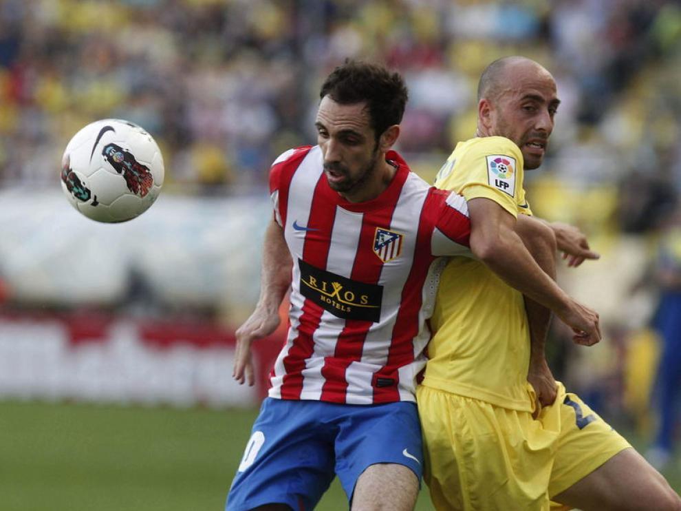 El Villarreal no puede con el Atlético