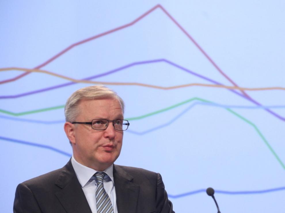El comisario europeo de Asuntos Económicos y Monetarios