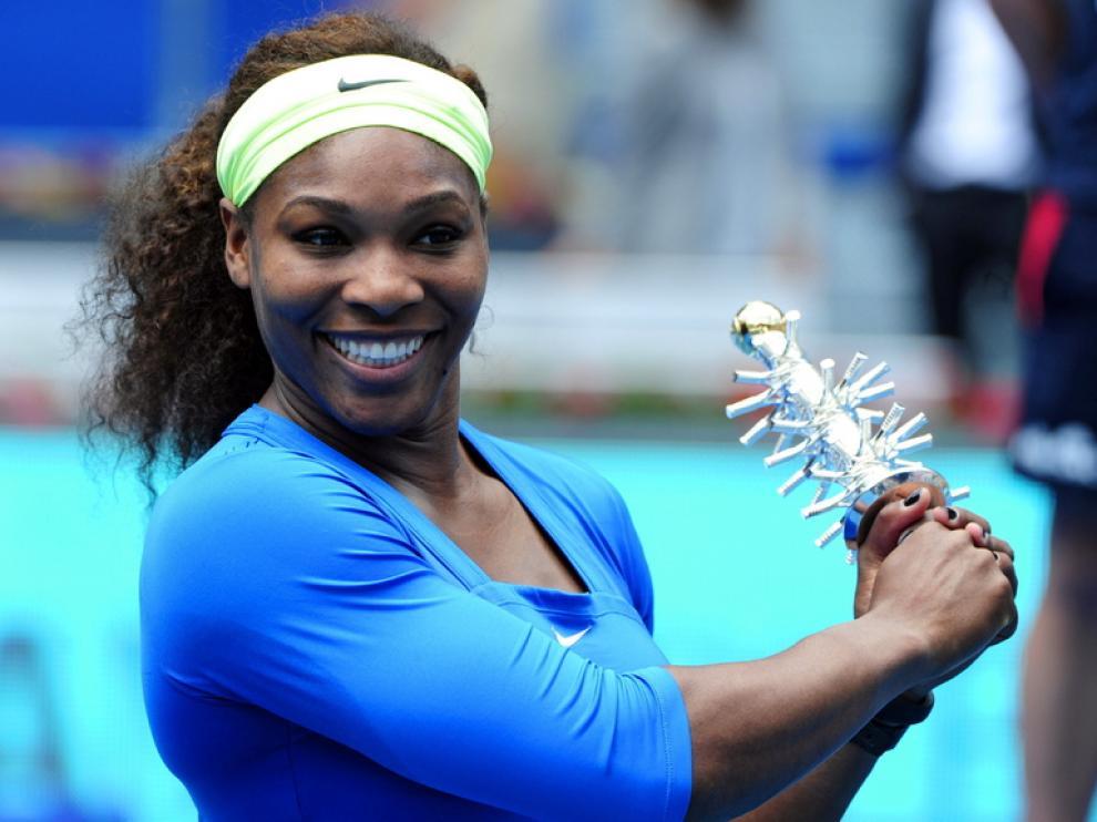Serena Williams, en una foto de archivo