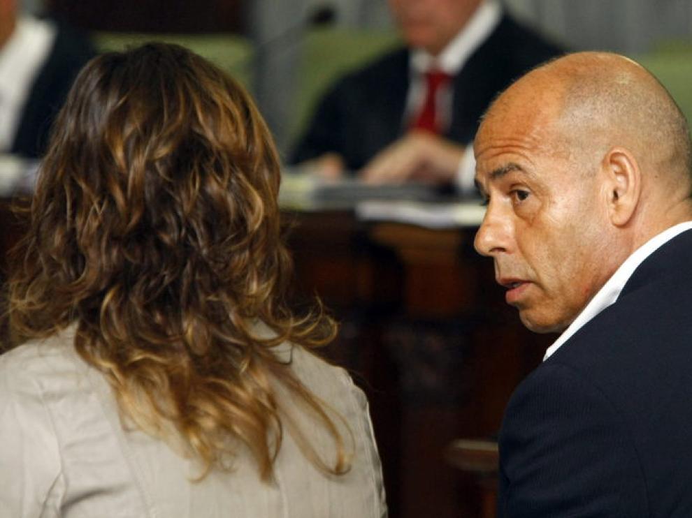 El principal acusado del caso ha comparecido este martes