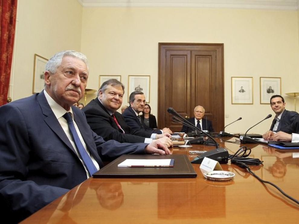 Grecia anuncia nuevos comicios