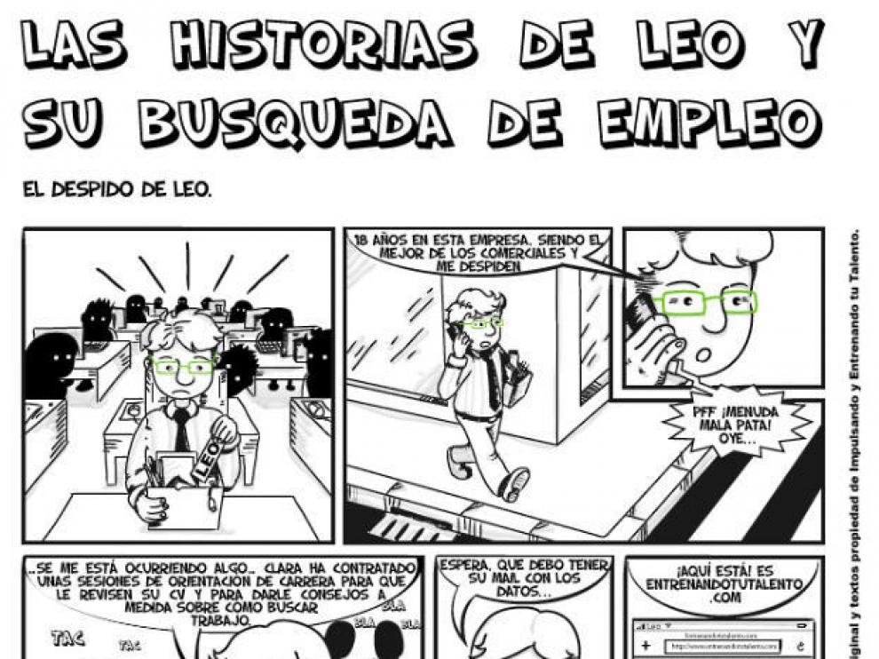 Las historias de Leo