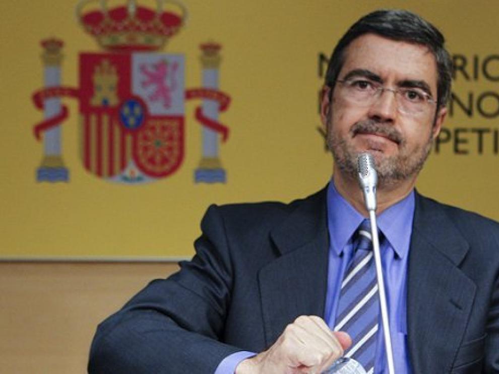 Fernando Jiménez, secretario del Estado de Economía