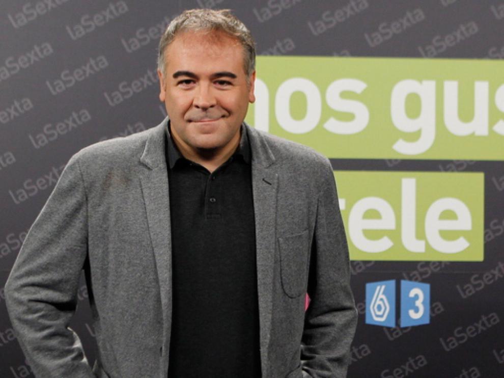 Antonio García Ferreras director del programa.