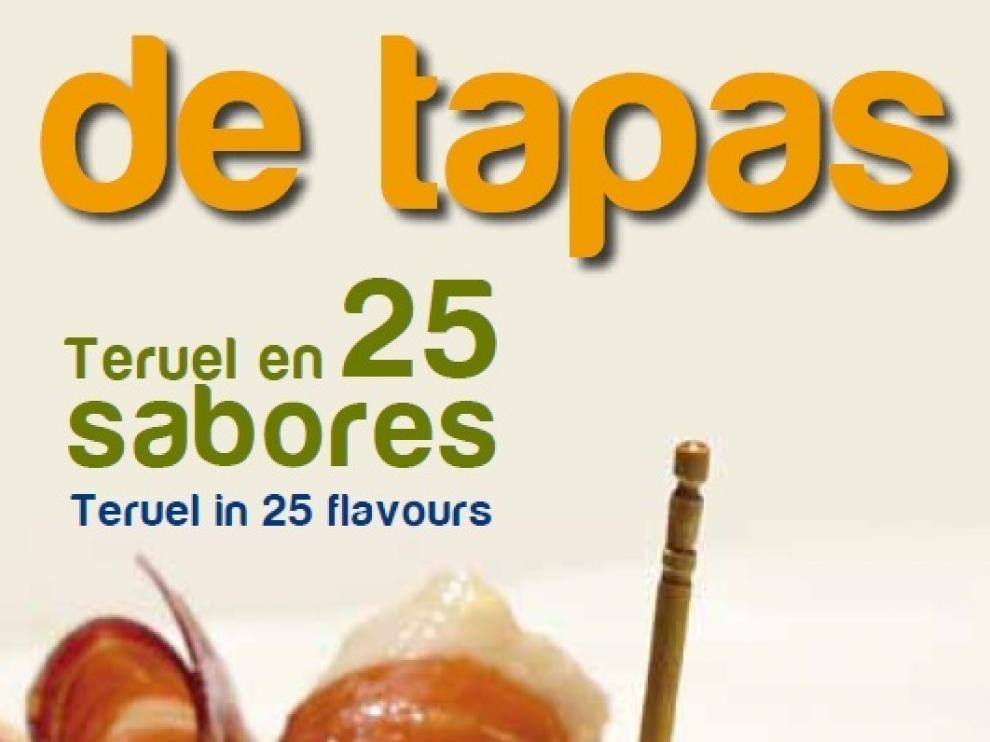 Cartel de 'Teruel en 25 sabores'