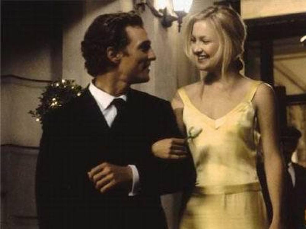 Fotograma de la película 'cómo perder a un chico en diez días'.