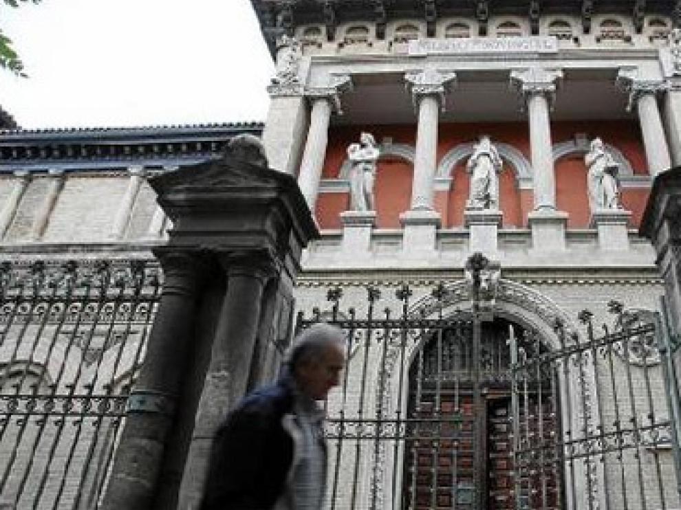 El museo de Zaragoza