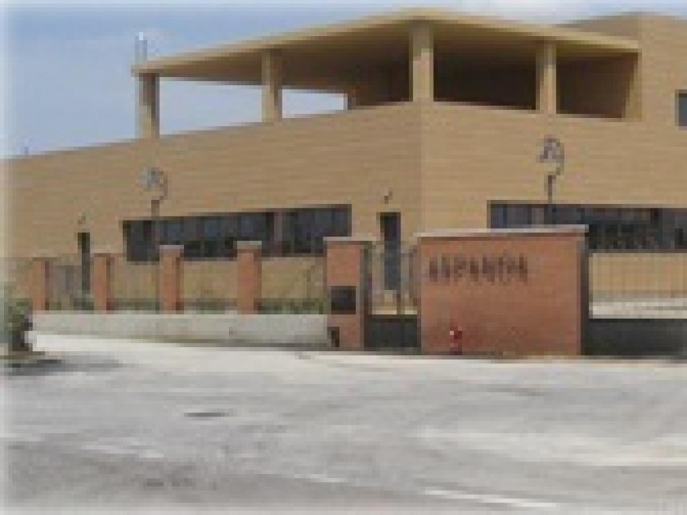 Residencia de Aspanoa en Almudévar