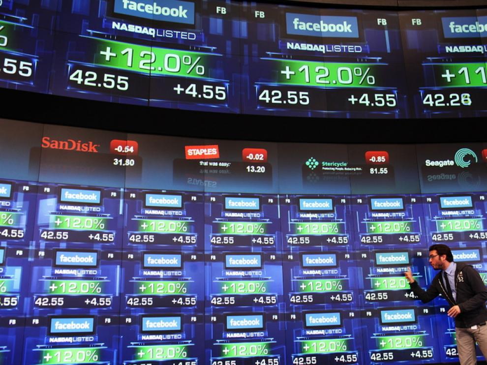 Salida a Bolsa de la red social Facebook