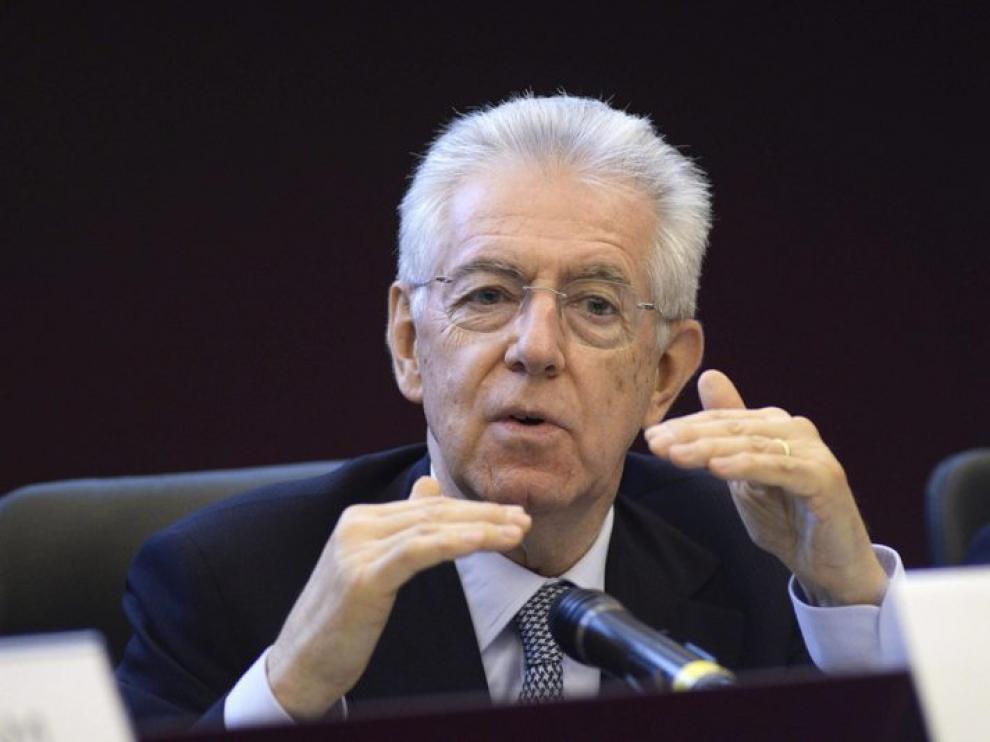 Mario Monti en una imagen de archivo