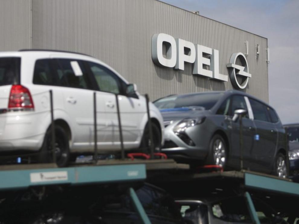 Planta de Opel en Bochum (Alemania)