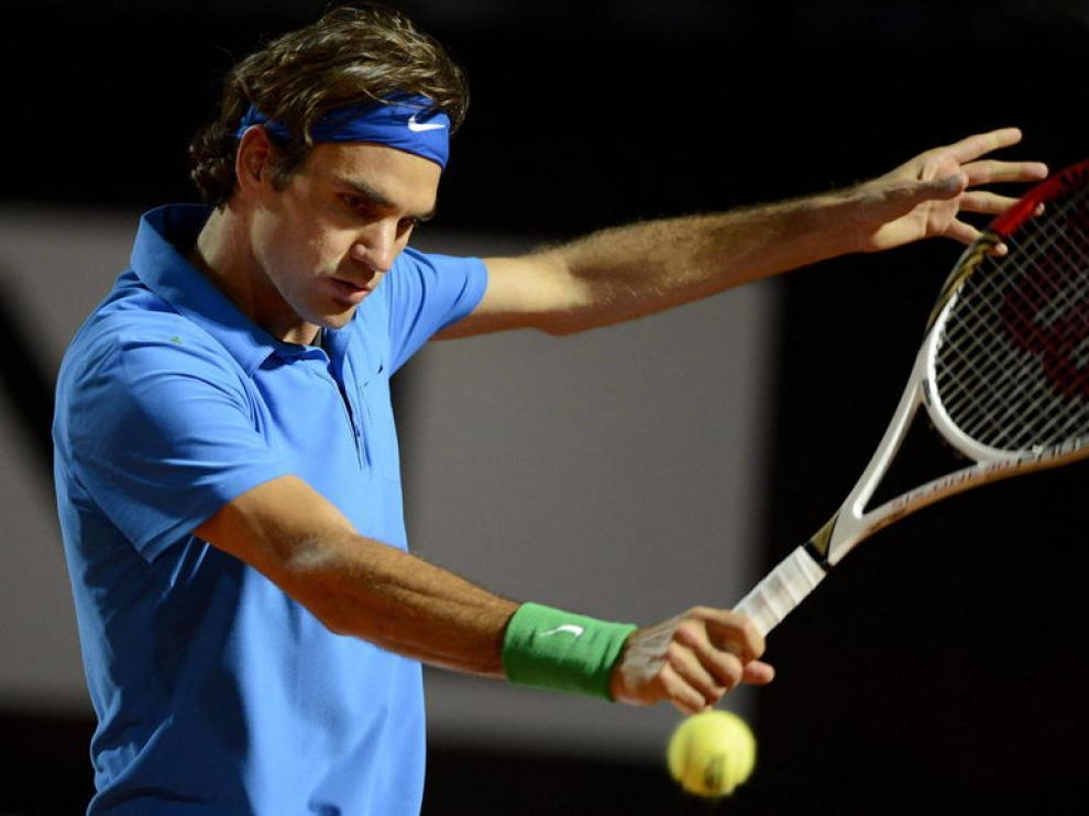 Federer ya está en semifinales
