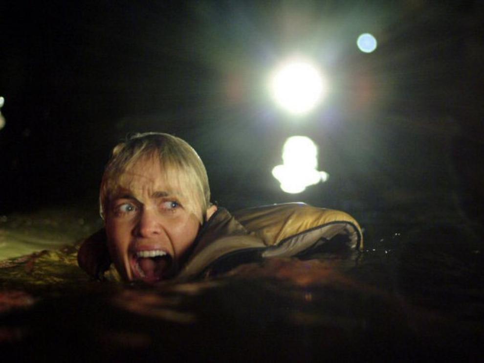Fotograma de la película 'el territorio de la bestia'.