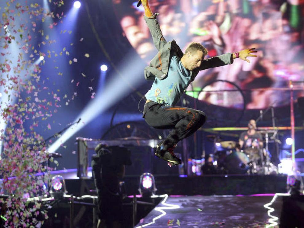 Concierto de Coldplay en Madrid