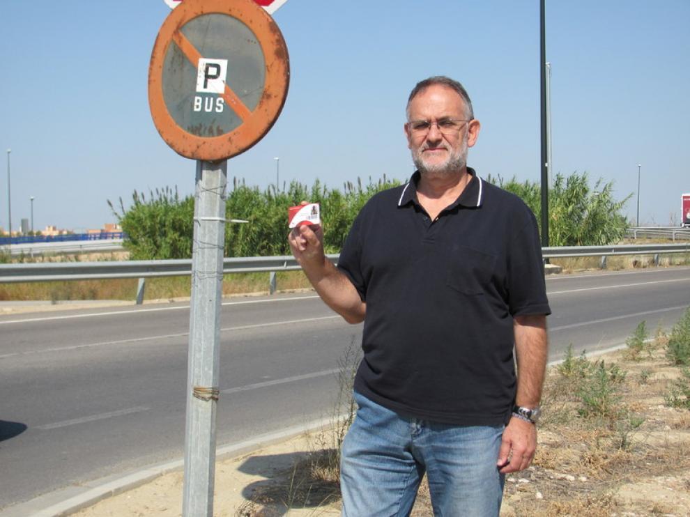 Emilio de Arriba Escolá, vecino de Movera.