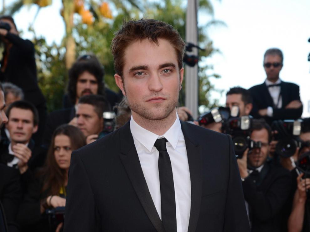 Robert Pattinson en una imagen de archivo.