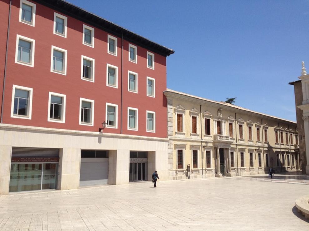 Imagen del Arzobispado de Zaragoza.