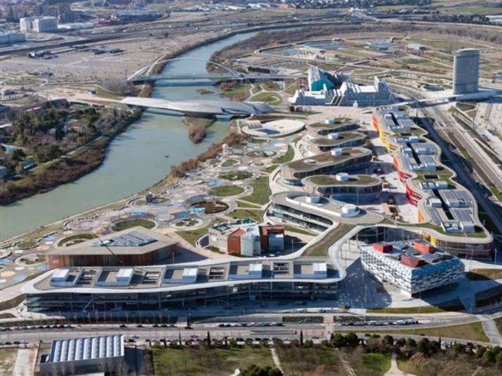 El recinto de la Expo