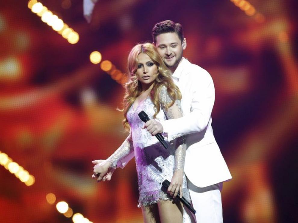Ganadores de Eurovisión 2011 abrieron el festival de 2012